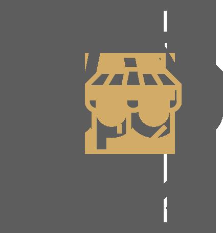 produkty z certyfikatem QAFP w sklepach