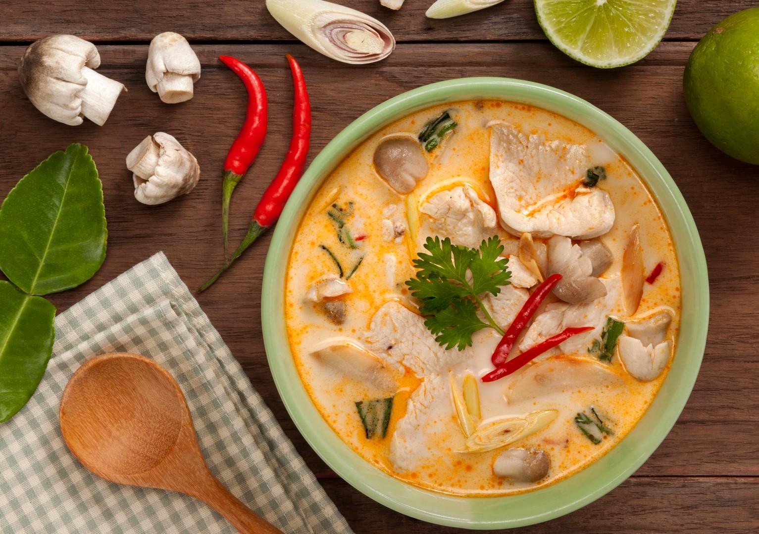 QAFP Orientalne zupy na zimowe wieczory